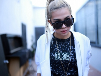 In the studio with 'Lemonade Mouth' star Hayley Kiyoko