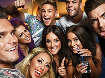 T.Y on MTV Geordie Shore