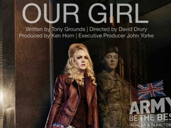 Stop Go Sixty in BBC drama 'Our Girl'