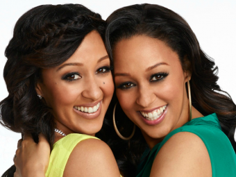 Tia and Tamera on Style Network