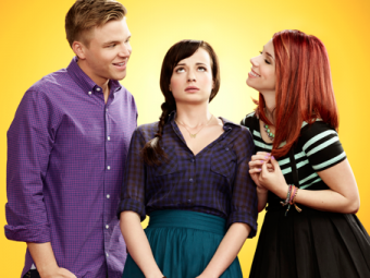 T.Y and Ellem on MTV's 'Awkward' TWICE!
