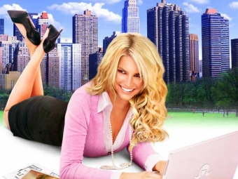 """I Got Love"" in ""Blonde Ambition"" with Jessica Simpson"