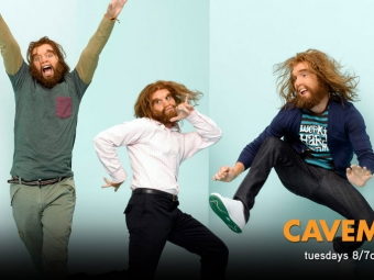 Cavemen ABC