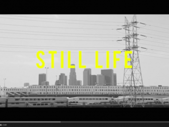 We Came As Strangers 'Still Life' Vid