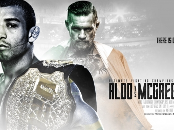 UFC: Aldo VS McGregor