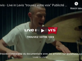 "Levi's | Your Voice Your Way ""We Are The Future"" By Samuel Jack"
